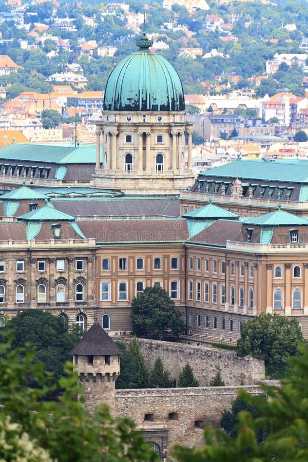 Download Buda Castle, Budapest, Hungary Royalty Free Stock Image - Image: 21001216