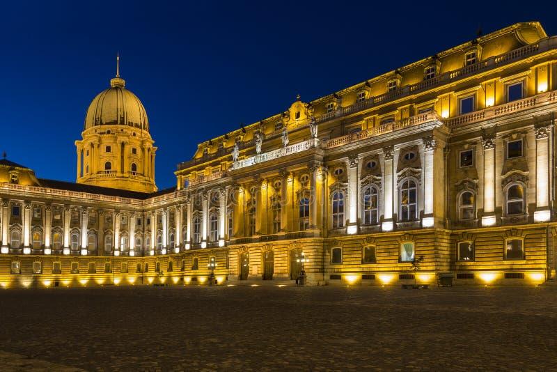 Buda Castle - Budapest - Hungary royalty free stock image