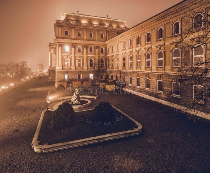 Buda Castle royalty free stock photography