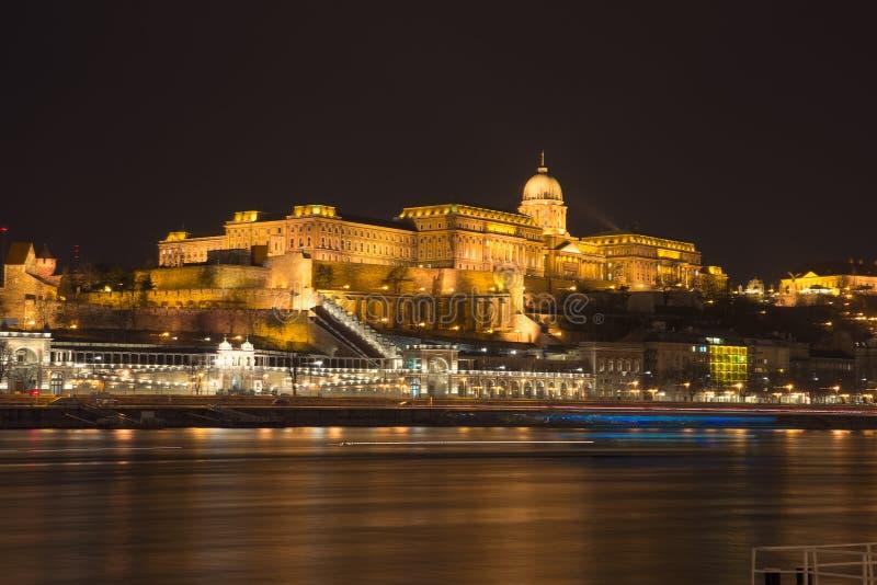 Buda Castle royalty free stock photos