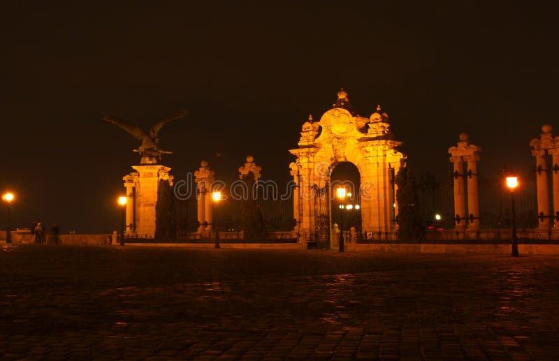 Buda Castle royalty free stock photo