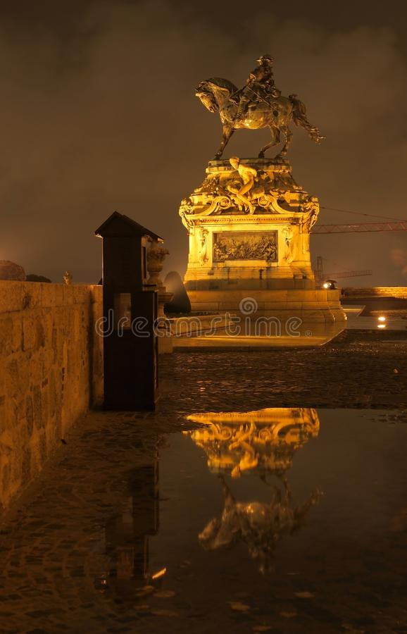 Buda Castle royalty free stock photography