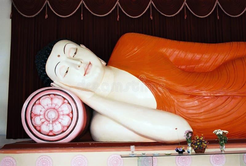 Buda de descanso imagenes de archivo