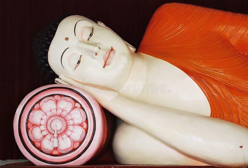 Buda de descanso imagen de archivo
