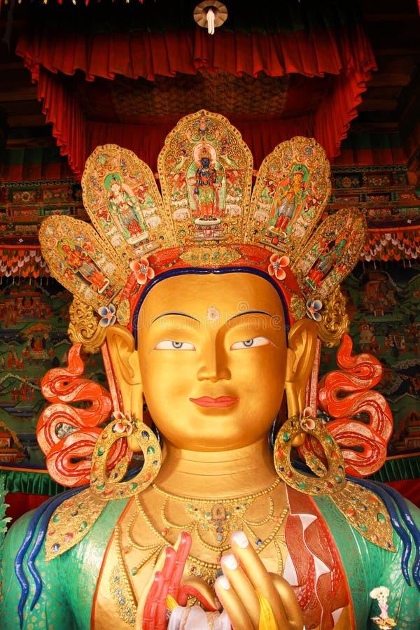 Buda 01 de Maitreya fotos de stock royalty free