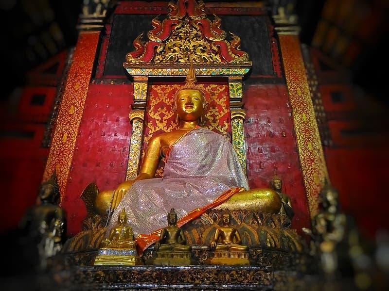 A Buda era o fundador do budismo fotografia de stock royalty free