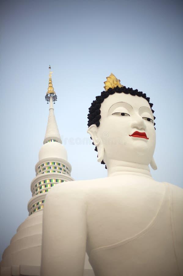 Buda grande blanco foto de archivo libre de regalías