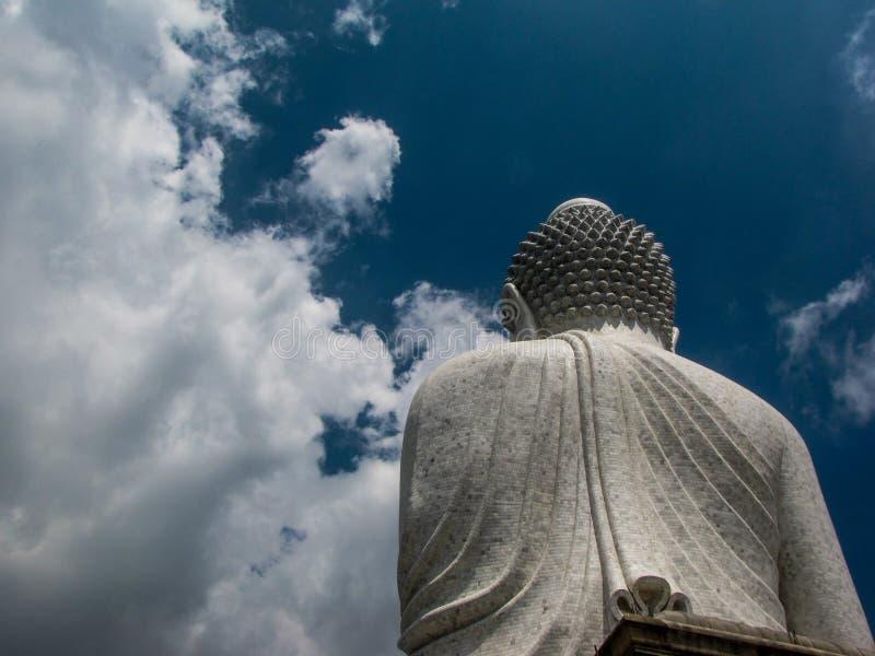 Buda grande phuket fotos de archivo