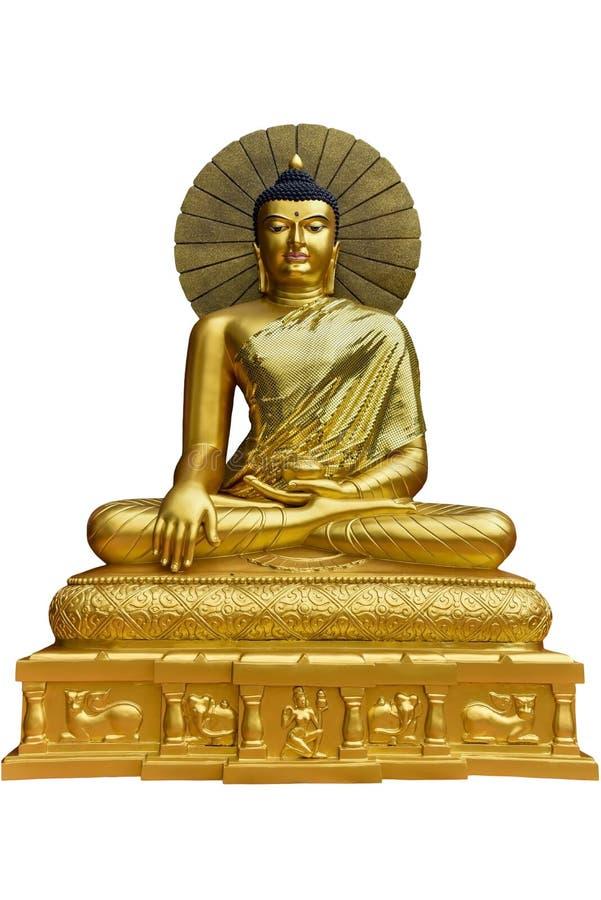 Buda ou Buda da mercê foto de stock