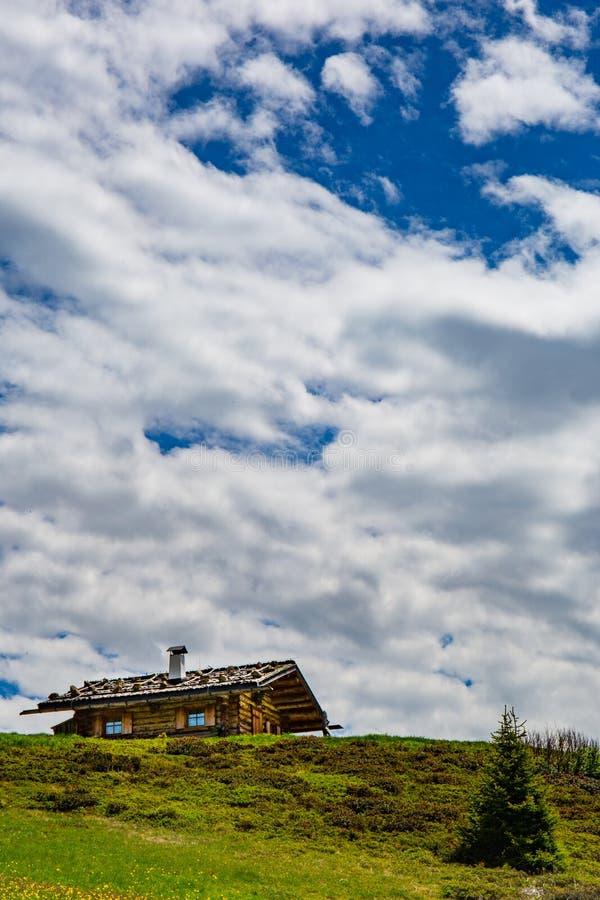 Buda w Alps zdjęcie stock
