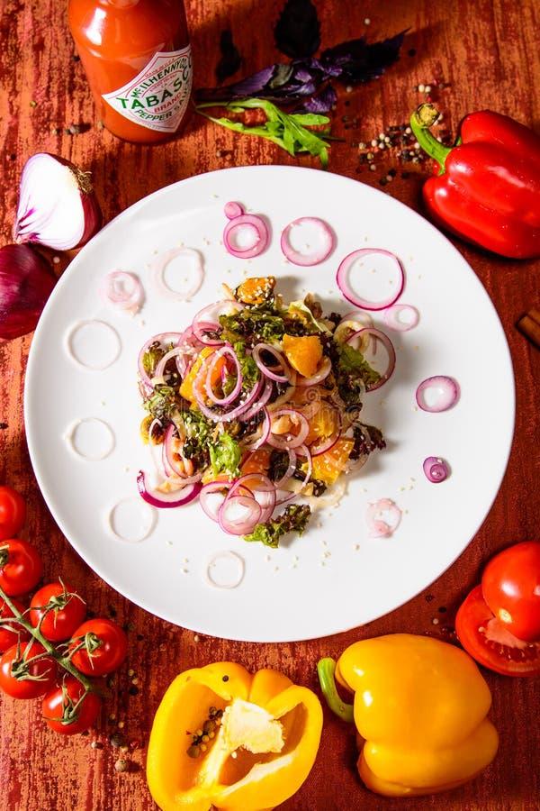 Budan-Restaurants lizenzfreie stockbilder
