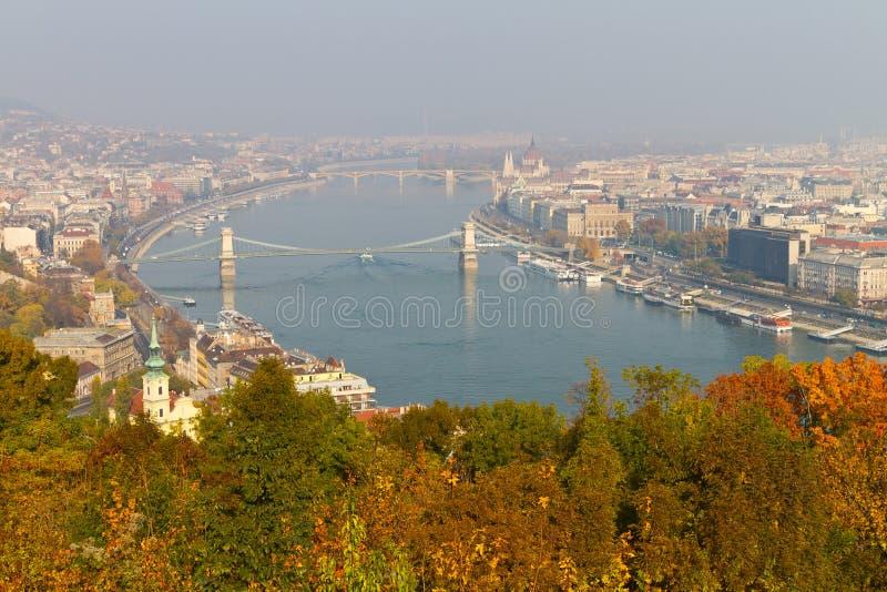 budapest Венгрия стоковые изображения