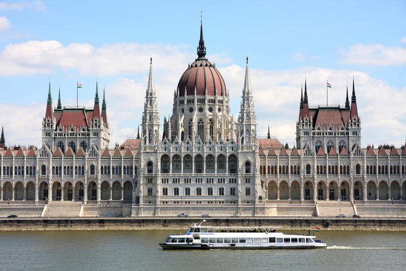 budapest Венгрия стоковое фото