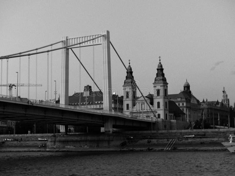 budapest royaltyfria bilder