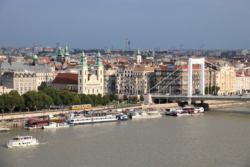 Download Budapest редакционное изображение. изображение насчитывающей waterway - 101213500