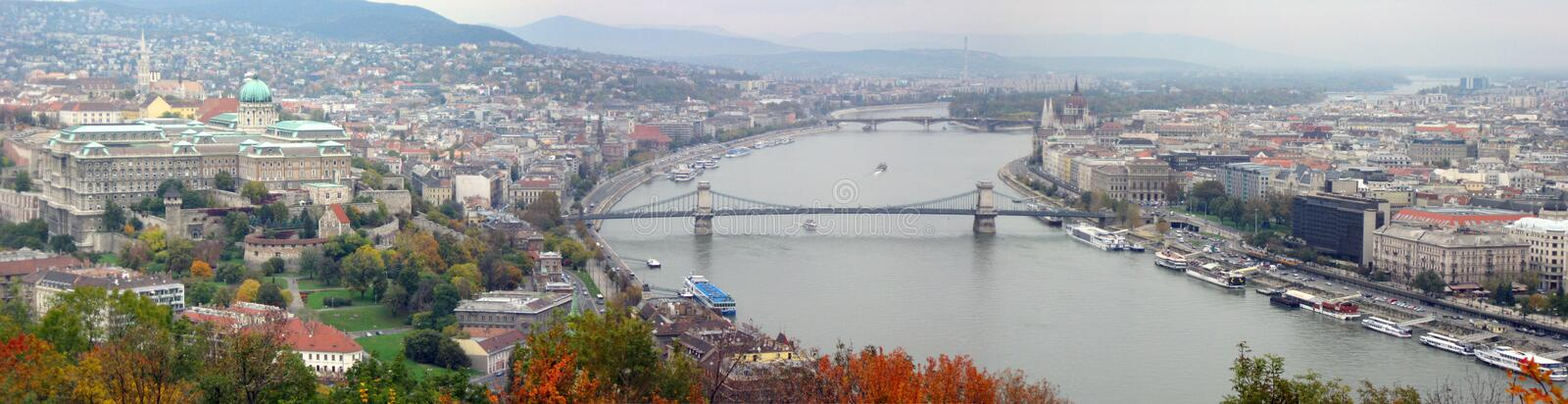 Download Budapest stock photo. Image of panoramic, ship, cityscape - 16618382