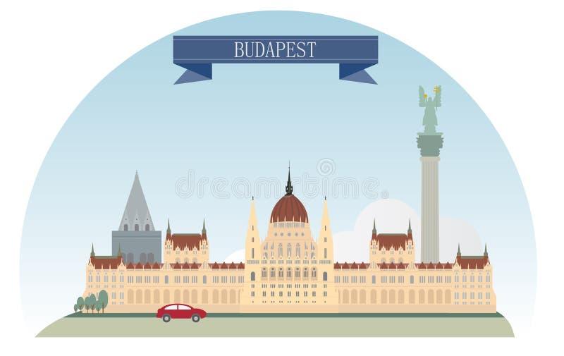 Budapest lizenzfreie abbildung