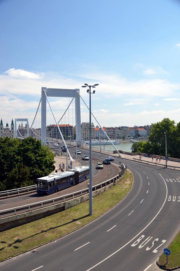 Download Budapest foto de archivo. Imagen de sightseeing, infraestructura - 42434624