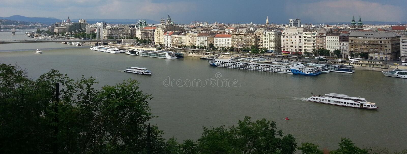 budapest royaltyfri fotografi
