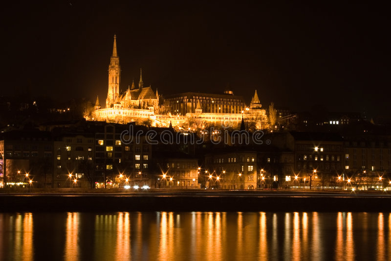 Download Budapest Castle stock photo. Image of budapest, danube - 450764