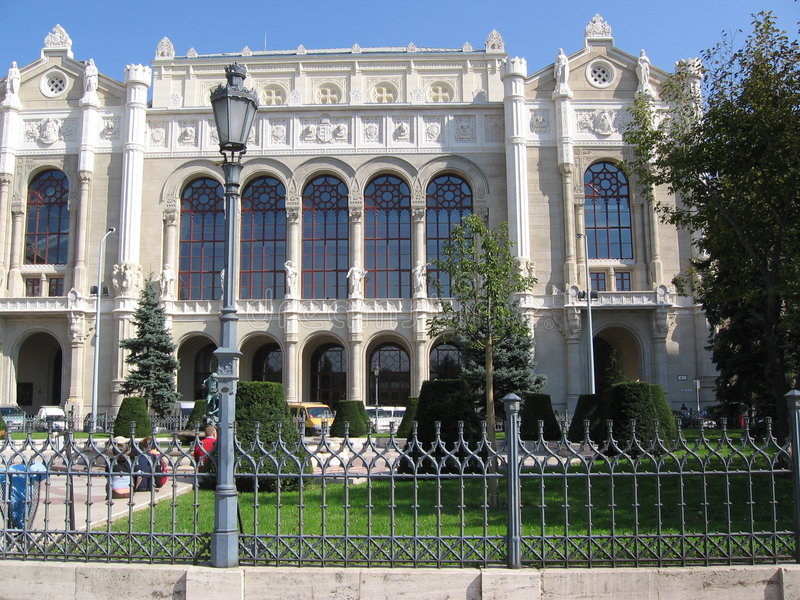 Budapest en Hongrie photographie stock