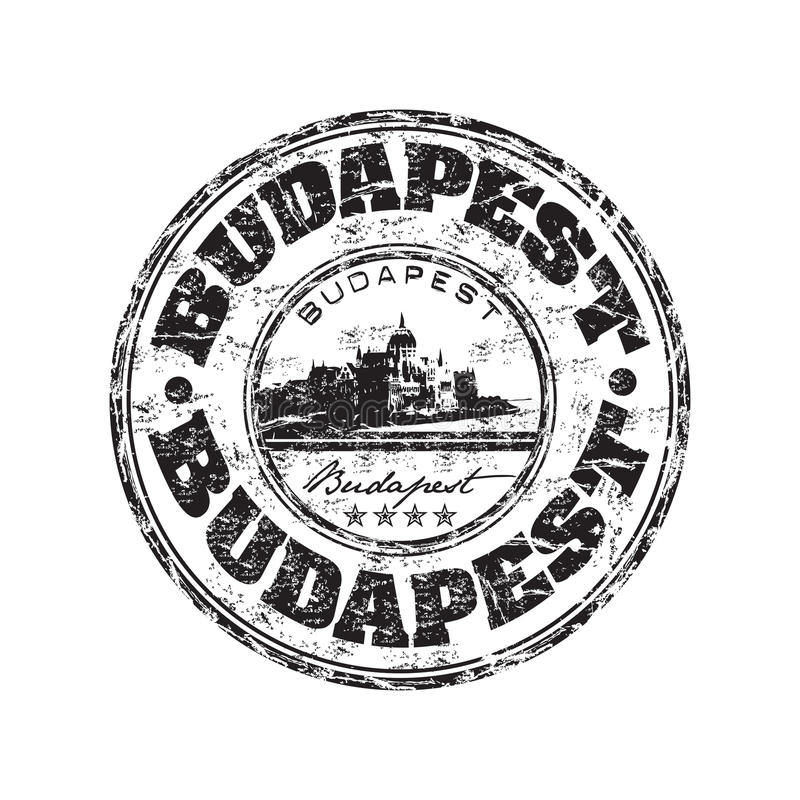 Download Budapest Grunge Rubber Stamp Stock Vector - Image: 11082146