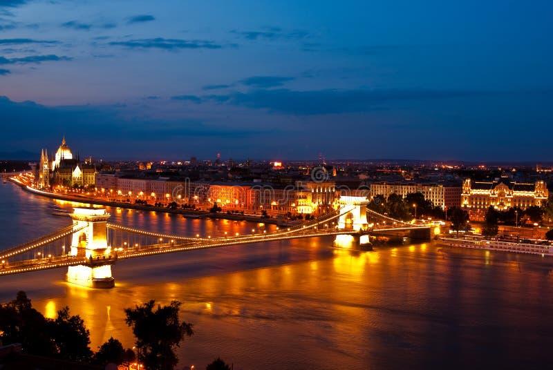 Budapest, Hongrie image libre de droits