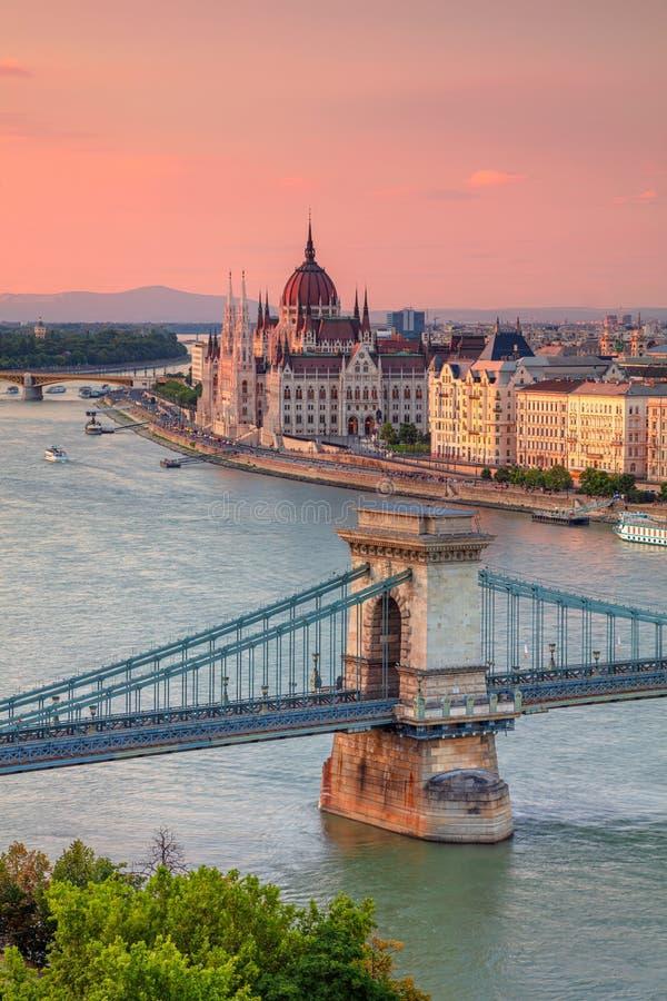 Budapest, Hungary. stock images