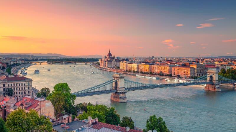 Budapest, Hungary. stock image
