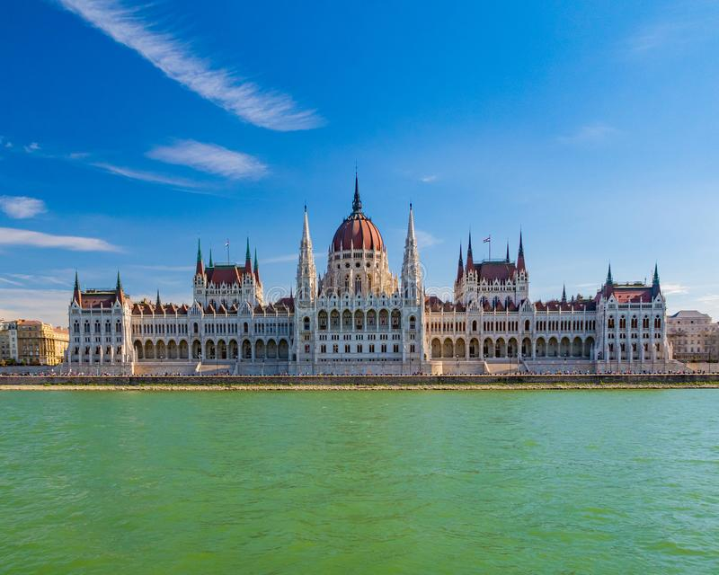 Budapest Parliament building stock images