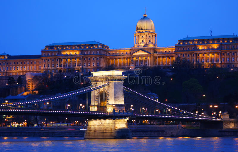 Budapest in Hungary stock photos