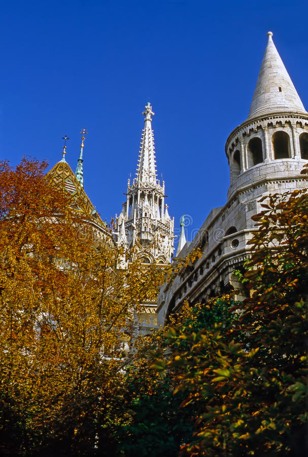 Budapest royalty free stock images