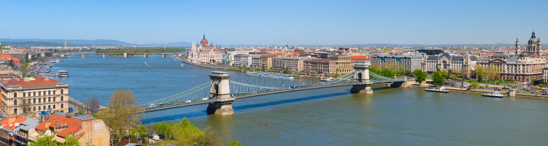 Budapest miasto obraz stock