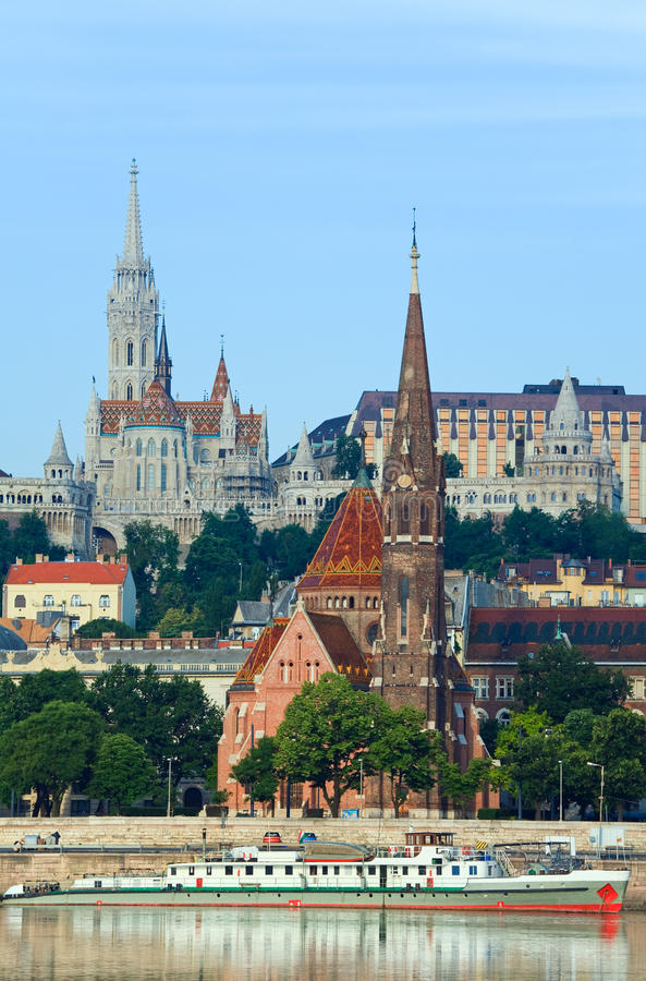 Download Budapest Morning  View. Stock Photo - Image: 24538010