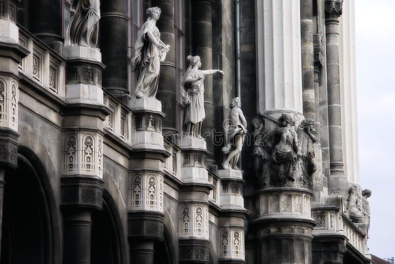 Budapest-Oper lizenzfreie stockfotos