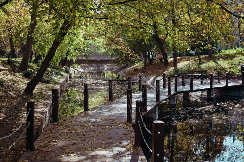 Budapest Parc obrazy royalty free