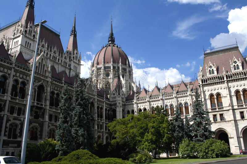 Download Budapest Parliament stock image. Image of architecture - 20798787