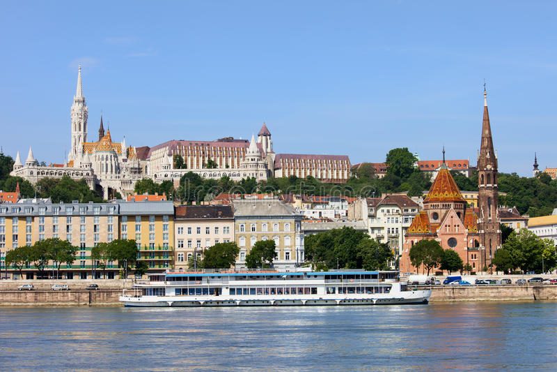 Download Budapest-Stadtbild stockfoto. Bild von wohnung, anziehung - 27735474