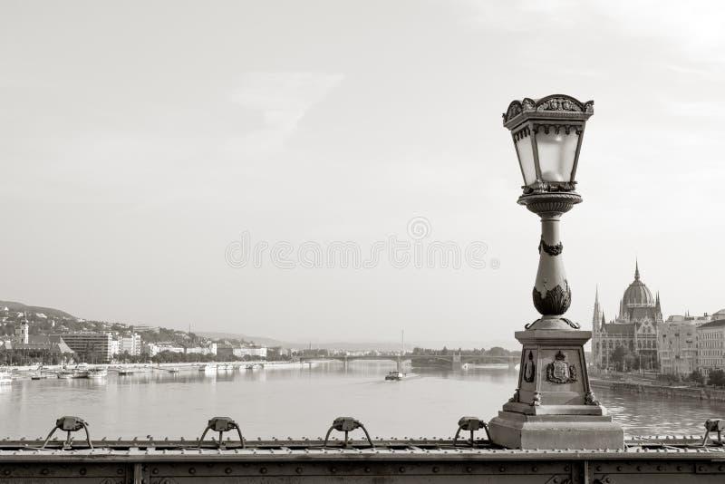 Budapest-Stadtbild stockfotos
