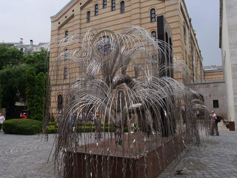 Budapest synagoga 6 zdjęcia royalty free