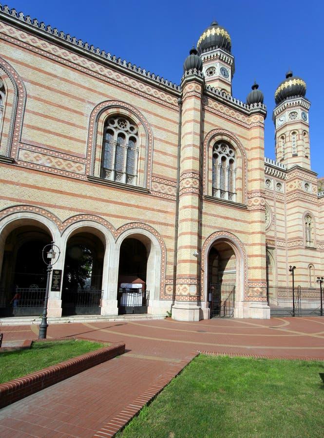 Free Budapest Synagogue Stock Photo - 20495710