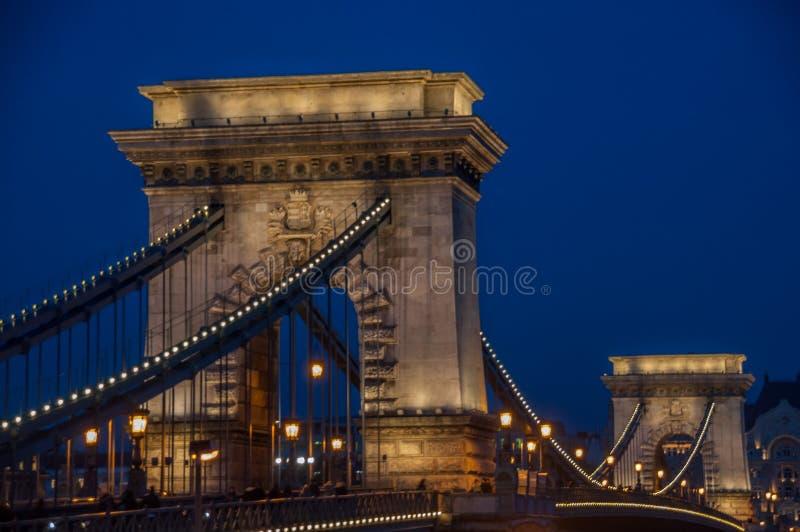 Budapest: Tierra de los contrastes traídos a la vida fotografía de archivo