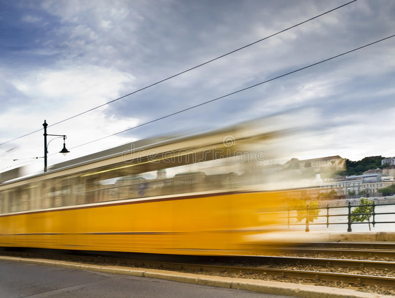 Download Budapest Tram stock photo. Image of destination, hungary - 11849072