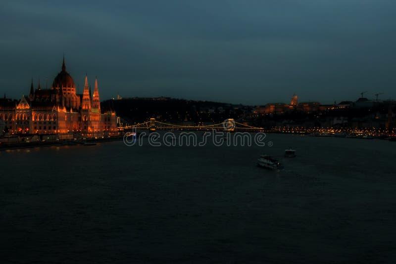 Budapest Ungarn stockfotos