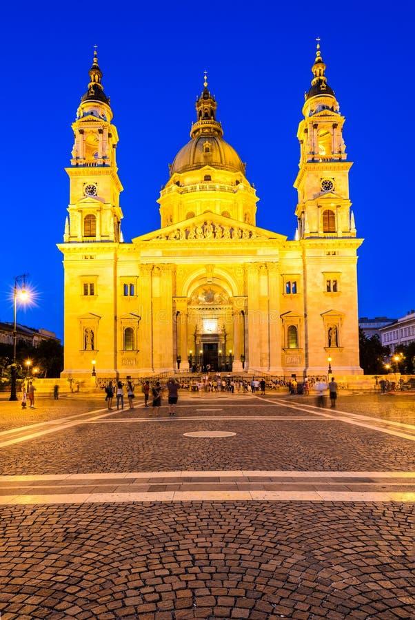Budapest Ungern arkivbild