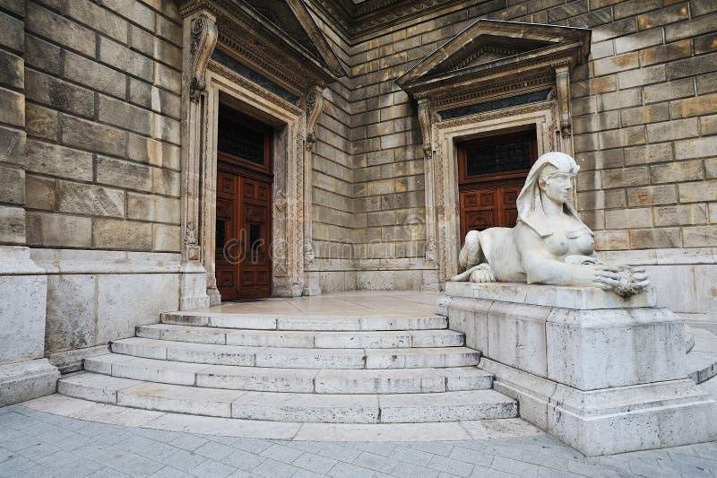 Budapestan Oper stockfoto