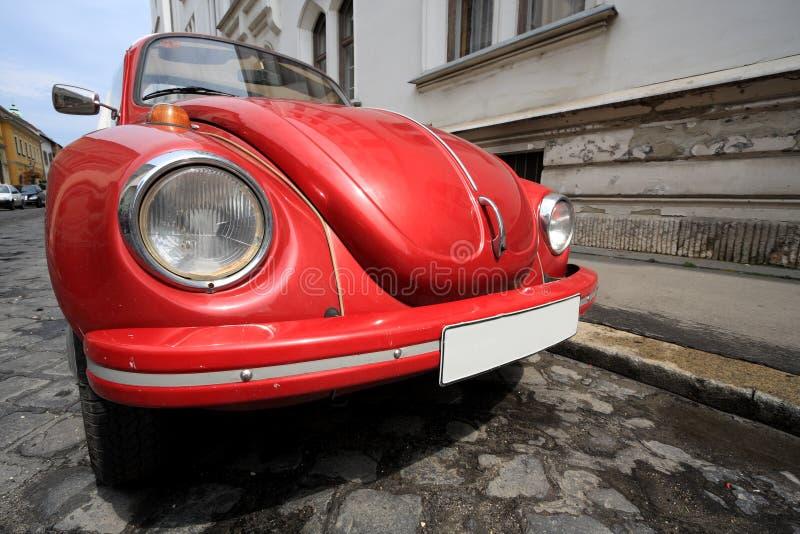 budapeszt samochodu classic zdjęcia royalty free