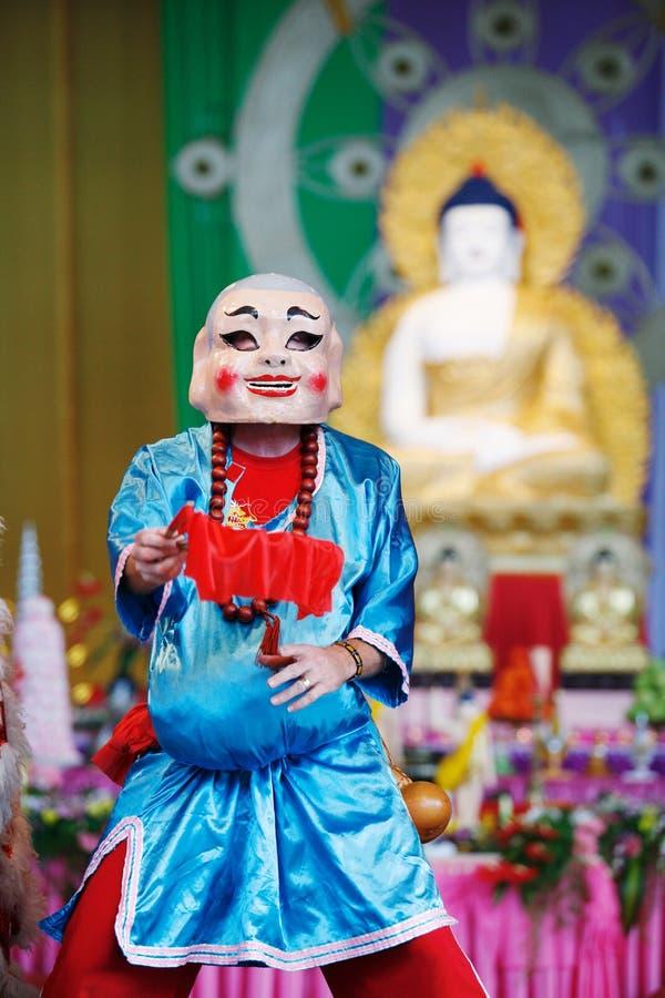 budda festiwal obraz royalty free