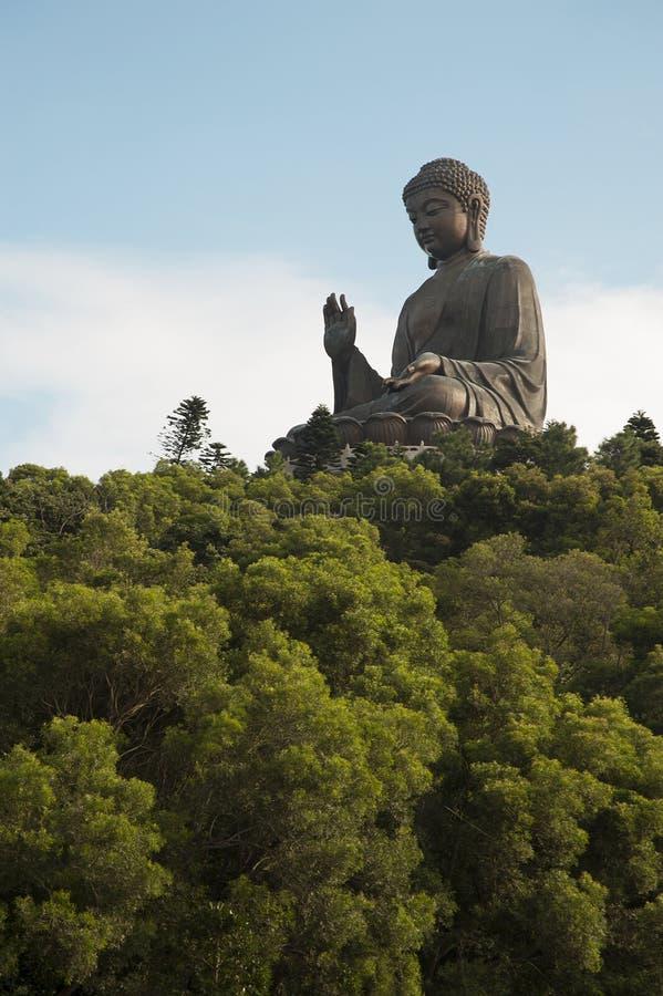 budda Hong kong statua zdjęcia royalty free