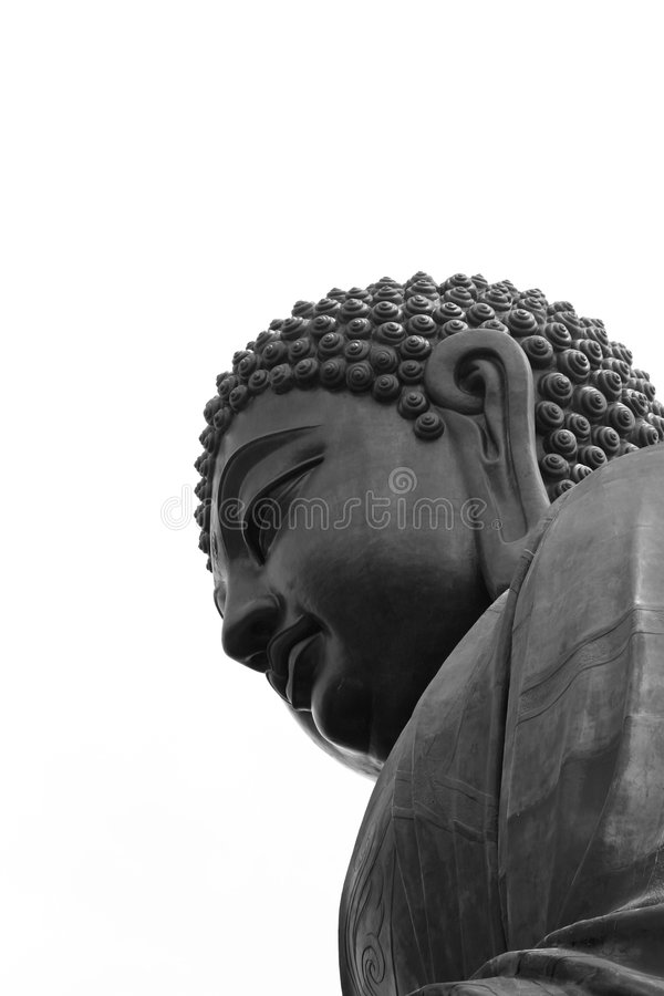 budda Hong kongu. zdjęcia stock
